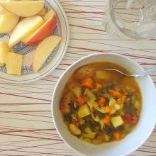 Ribollita soup.