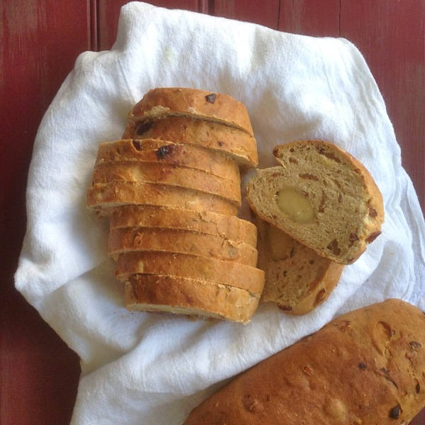 Stollen Loaf 2