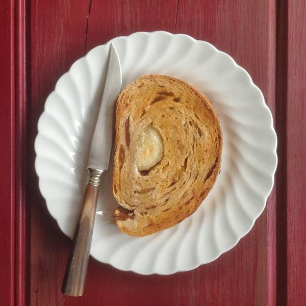 Stollen Toast 3