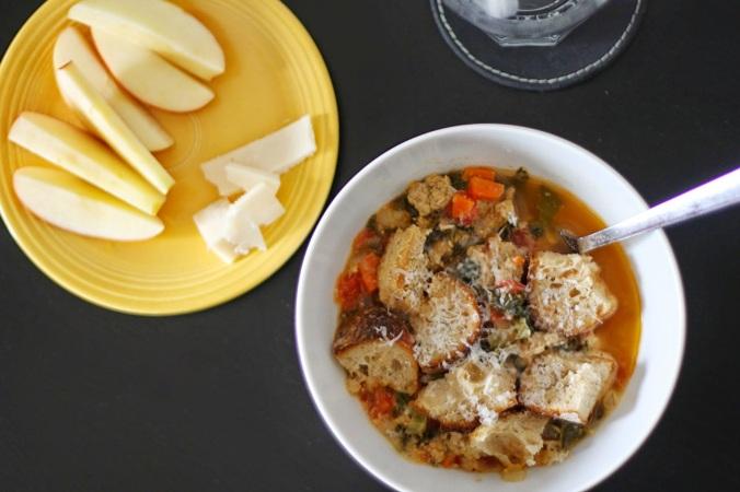 Ribollita Lunch