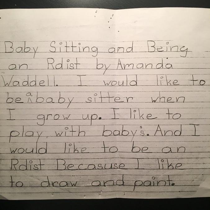 Kid Essay